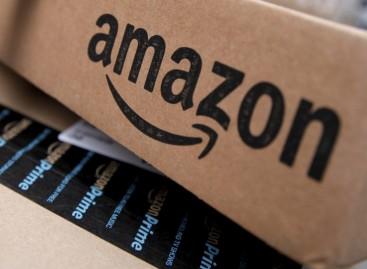 Trump Says Amazon.com Has 'A Huge Antitrust Problem'