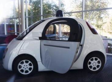 Google to Urge Congress to Help Get Self-Driving Cars on Roads