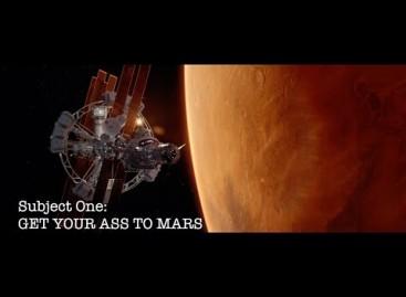 Science vs. Cinema: The Martian