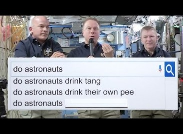 Do Astronauts Drink Their Own Pee? – Google Autocomplete Interview