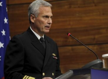 Cyber as Big a Threat as Iran, North Korean ICBMs: U.S. Admiral