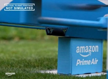 Amazon Drone Propellers May 'Talk' To You