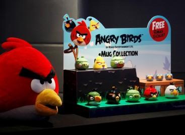 Angry Birds Maker Rovio Posts 2015 Operating Loss