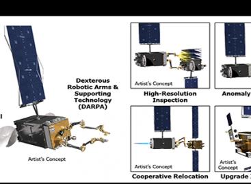 Program Aims to Facilitate Robotic Servicing of Geosynchronous Satellites