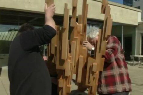 Dutch Inventor Develops Low-Tech Water Harvester Artwork
