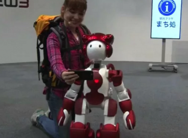 Hitachi's Newest Robot Shows the Way