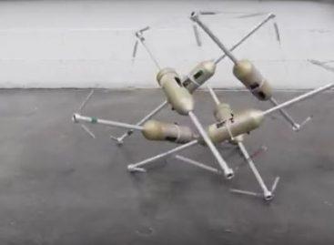 NASA Might Send Spherical, Bouncing Tensegrity Robots to Explore Mars