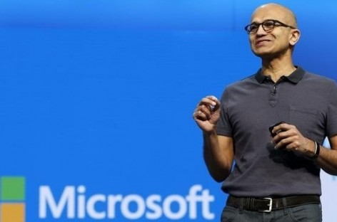 Microsoft Offers First Major Endorsement of New EU-U.S. Data Pact