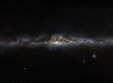 A Giant Galaxy Orbiting Our Own Just Appeared Out of Nowhere