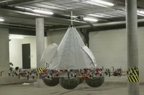 Could This Megacopter Carry People?
