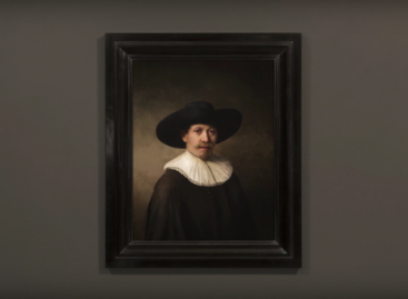 This Rembrandt Was Painted By A Computer And It's Flawless