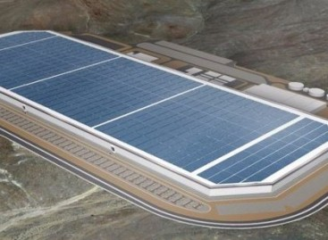 Check Out the €4.4 BILLION Gigafactory – Tesla's Self-Sustainable Desert Complex for Making Electric Cars