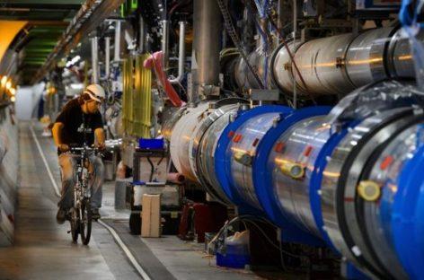 Large Hadron Collider: Weasel Causes Shutdown