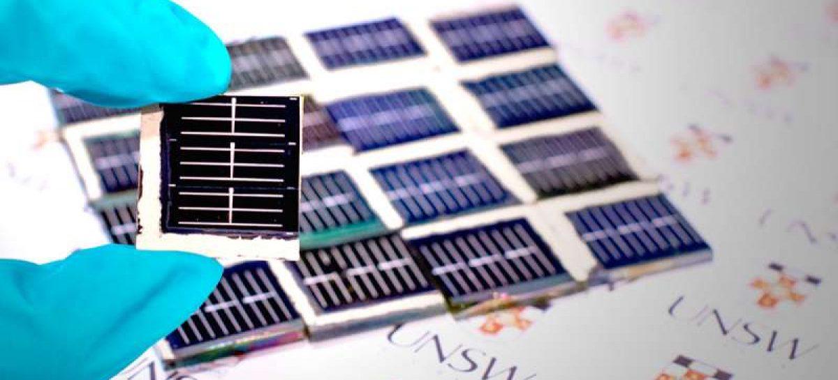 Australian Researchers Develop Breakthrough in Solar Technology