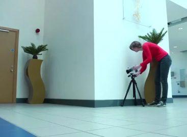 Ultra-Sensitive Camera Sees Around Corners