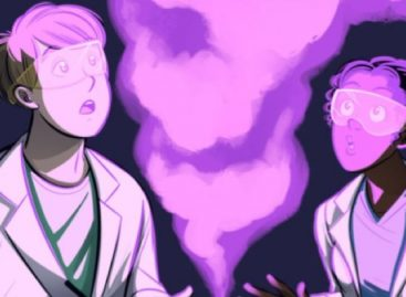 The Stories of Science Are Brought to Life in This Comic Anthology