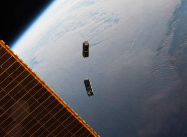CubeSats Deployed From the International Space Station