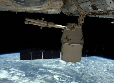 'New Port of Call' Installed at Space Station