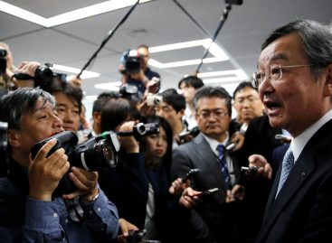 Sharp Names Foxconn Vice Chairman as New President After Steep Annual Loss