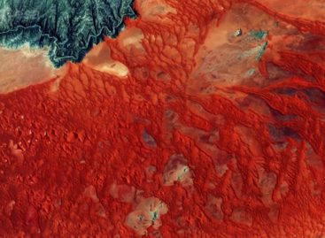Earth from Space: Colourful Naukluft