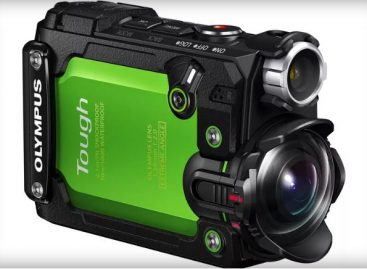 You Can Drop, Drown, and Crush Olympus' New 4K Action Camera