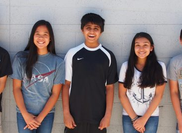 Seventh Graders Impress TI and NASA with Innovative Solutions to Support a Mission to Mars