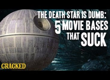 The Death Star Is Dumb: 5 Movie Bases That Suck