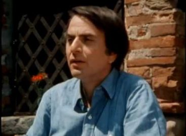 Carl Sagan Explains Time Dilation