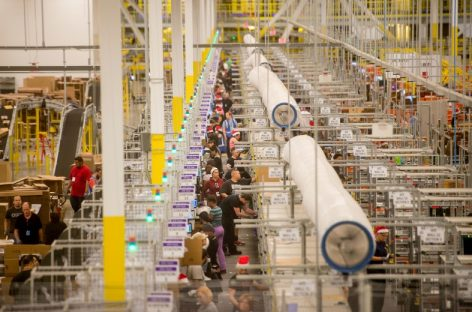 Behind Those Amazon Prime Boxes, a Bull Market in Warehouses