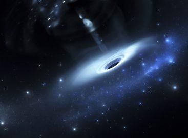 Dormant Black Hole Eats Star, Becomes X-Ray Flashlight