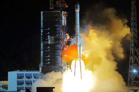 A Rocket Launch Brings China One Step Closer to Its Own GPS