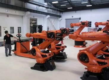 China Weighs on 2015 Global Industrial Robot Sales Growth