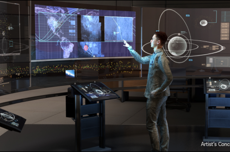 Hallmark Envisions Real-Time Space Command and Control