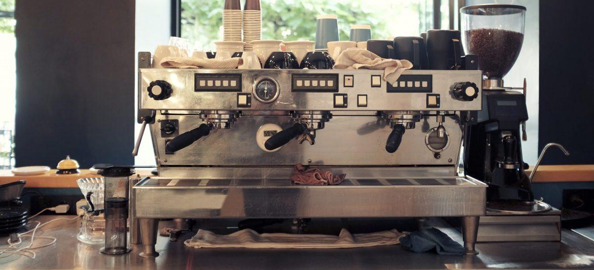 Using Espresso Machines to do Chemistry