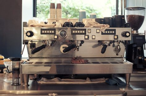 Using Espresso Machines to do Chemistry