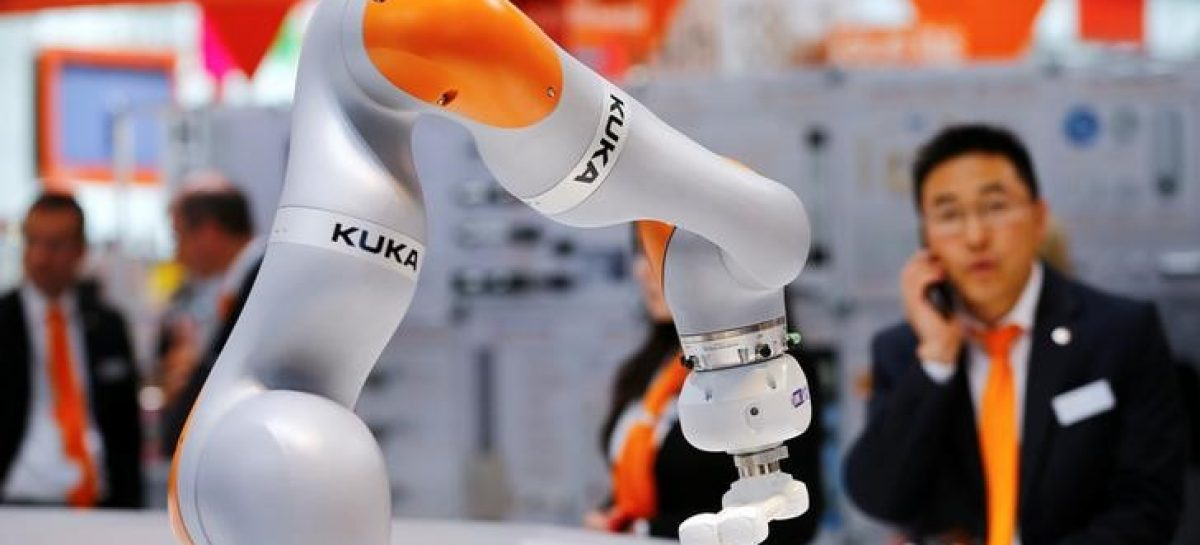 Kuka Nears Deal with Chinese Bidder