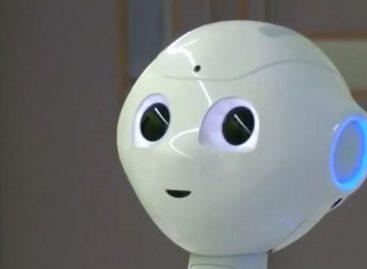 Robot Receptionist Gets Job at Belgian Hospital