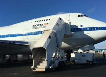 Inside the World's Largest Flying Observatory Setting Up Base in NZ