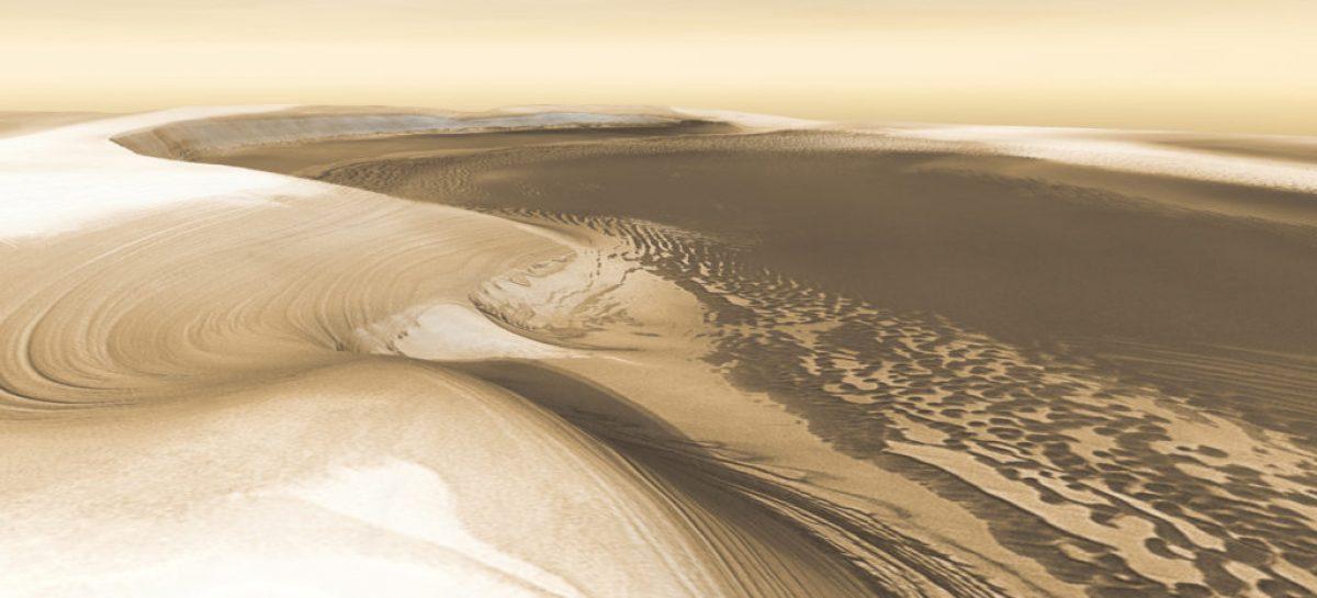 Devon Crater Team To Test Mars Plane Concepts