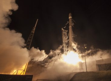 SpaceX Successfully Lands a Falcon 9 Rocket at Sea for the Third Time