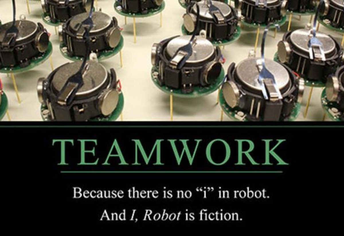 7 MOTIVATIONAL POSTERS THAT WILL GET YOUR ROBOT OUT OF ITS SLUMP