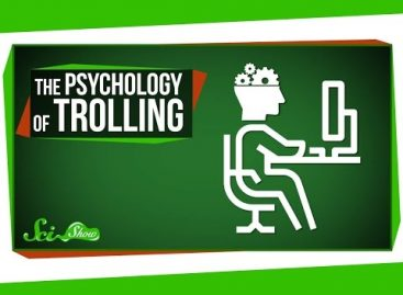 Ever Wonder WTF is Wrong with the Internet?  The Psychology of Trolling