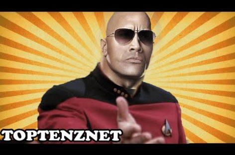Top 10 Celebrities You Didn't Realize Were In Star Trek