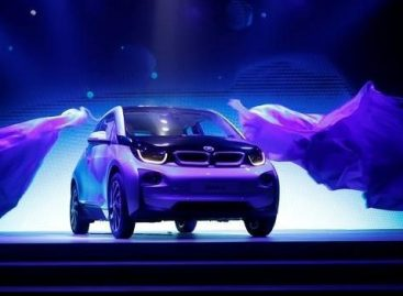 Germany's Electric Car Discount Scheme Spurs New BMW i3 Sales