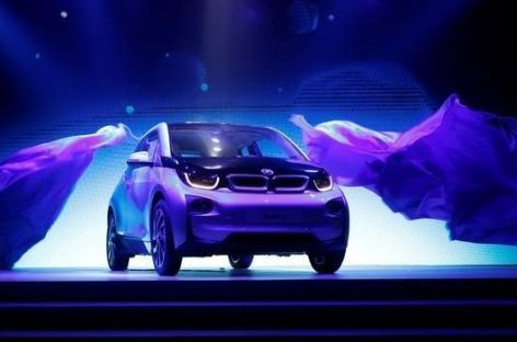 Germany's Electric Car Discount Scheme Spurs New BMW i3 Sales