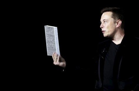 Musk 'Master Plan' Expands Tesla into Trucks, Buses and Car Sharing