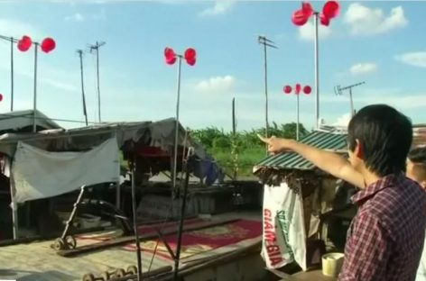 New Wind Turbine Sheds Light on Hanoi's Slums
