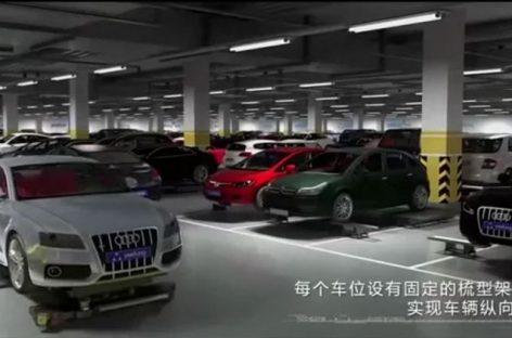 Robot Could End Parallel Parking Dread