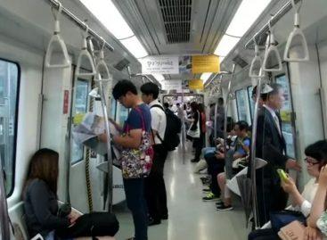 S Korea Helps Pregnant Women Get Seats on Trains