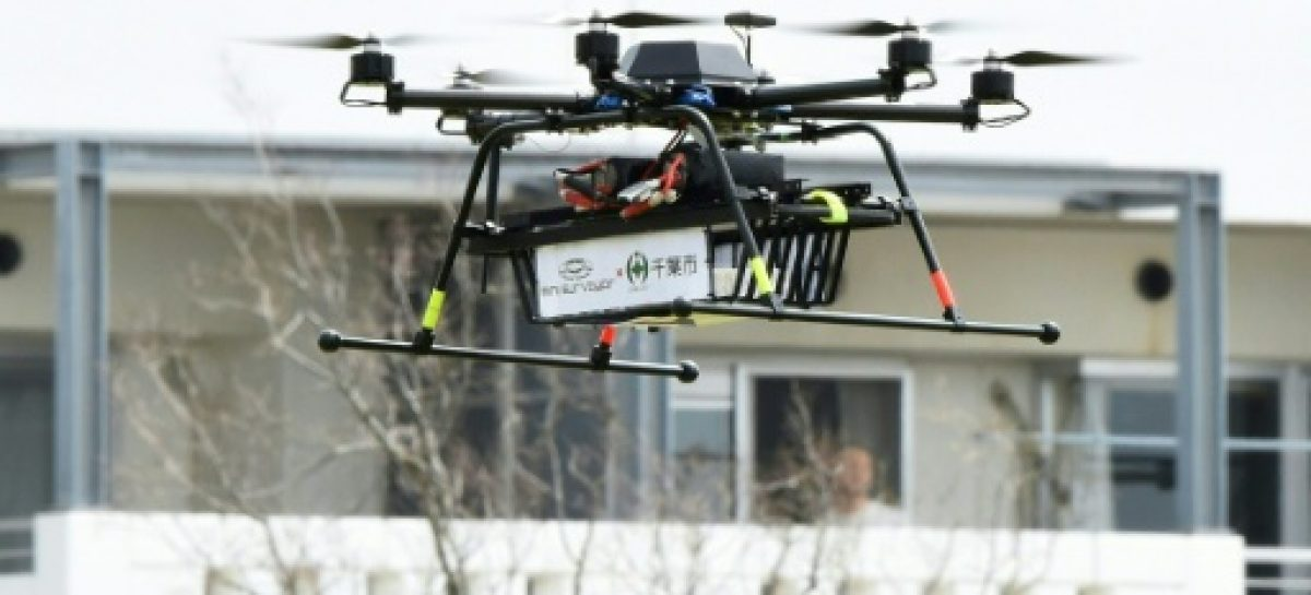 Donuts in Flight in First US-Approved Drone Delivery